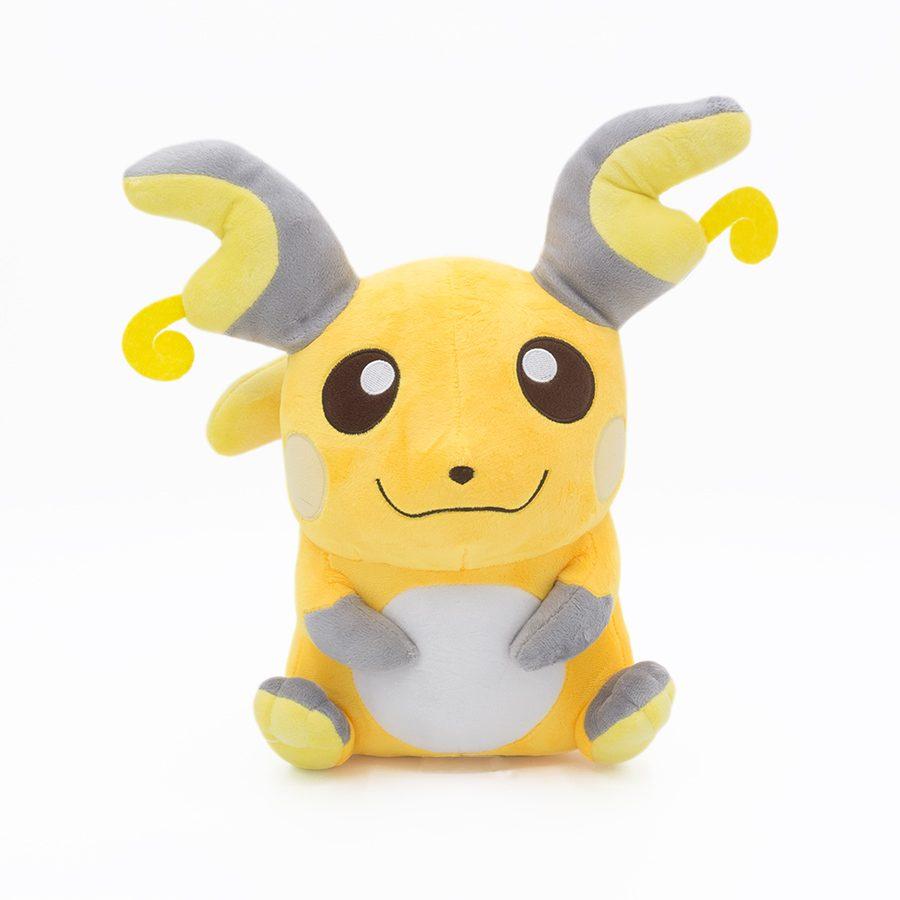 raichu-pokemon-peluche-plushandbits