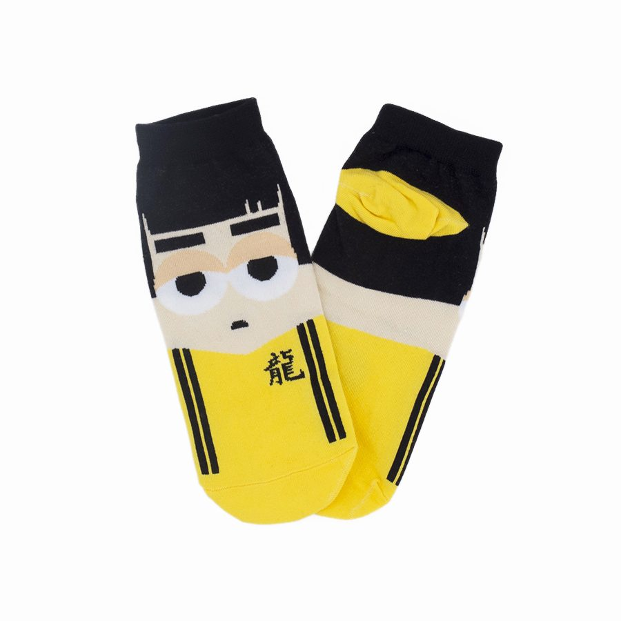calcetines-bruce-lee-plushandbits