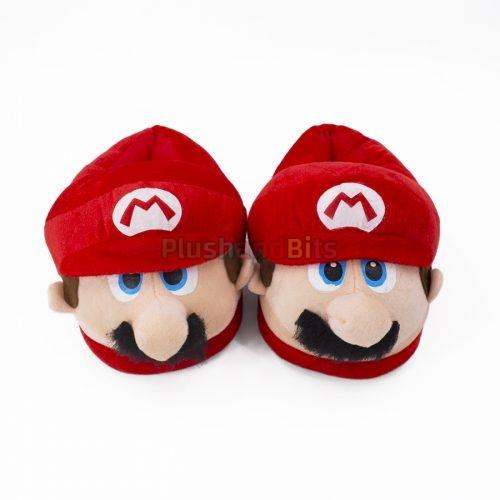 Pantuflas Mario cerradas – Mario Bros 050c0c4e562
