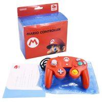 Control – Mario Bros Club Nintendo en Caja – GameCube