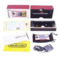 Consola – 20 Aniversario en caja – Game Boy Micro